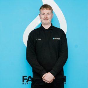 Dan Williams, Process Gas Technician