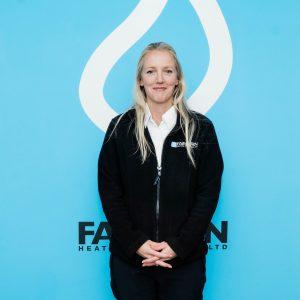 Davina Carr, Accounts Manager